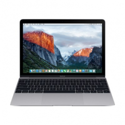 Apple MacBook 12, m3 1.2GHz 8GB 256GB SSD Intel HD 615 - Gwiezdna szarość