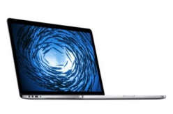 Apple MacBook Pro 15, i7 2.2GHz/16GB/512GB SSD/Intel Iris Pro - Silver
