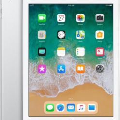 Apple iPad Wi-Fi + Cellular 128GB - Srebrny
