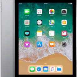 Apple iPad Wi-Fi + Cellular 128GB - Kosmiczna Szarość
