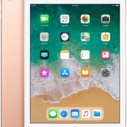 Apple iPad WiFi 128GB - Złoty
